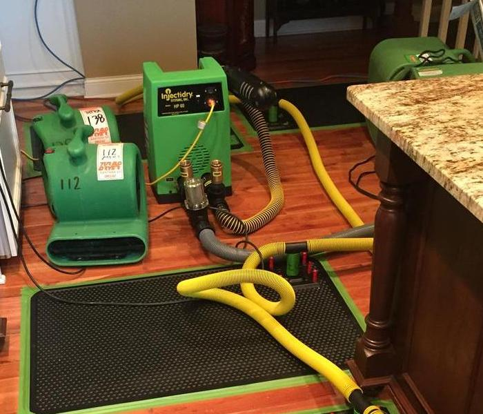 Water Damage Restoring Water Damaged Floors in Hopkins and Minnetonka
