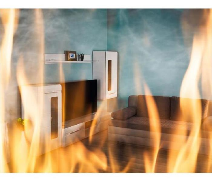 Why SERVPRO SERVPRO to the Rescue to Remove Debris From Your Fire Damaged Minneapolis Home