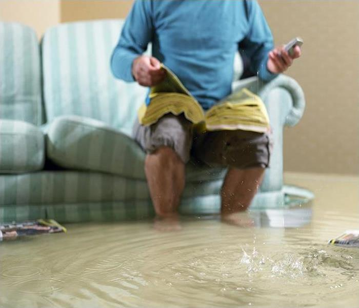 Storm Damage Heavy Rainfall And Flood Damage In Your Groveland Home