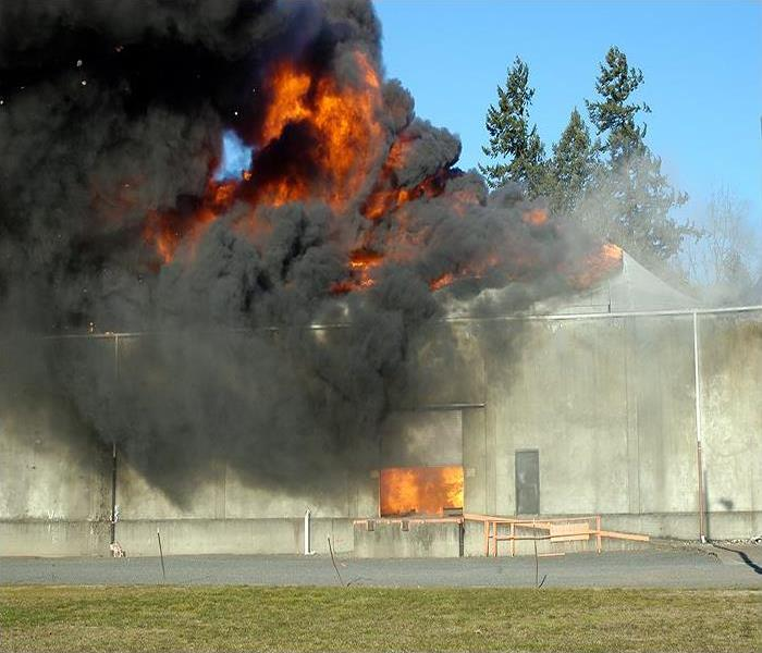 Commercial How Commercial Fire Damage Can Hurt Groveland Farm Supply Inventory If Not Professionally Mitigated