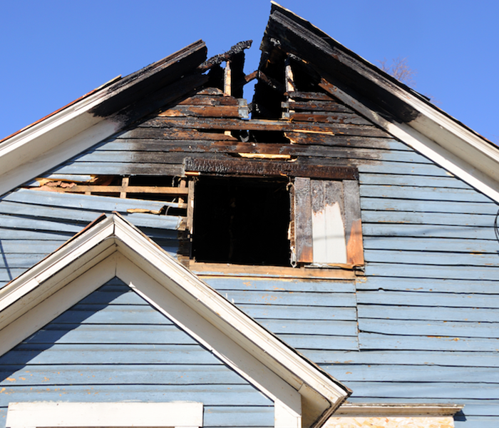 Fire Damage Homes can be Restored Completely after Fire Damage